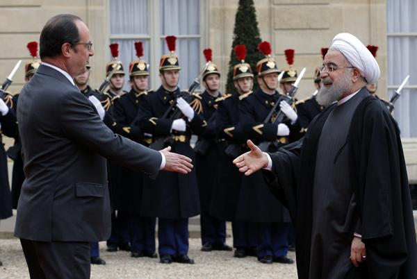 aerotechnic france iran relationship