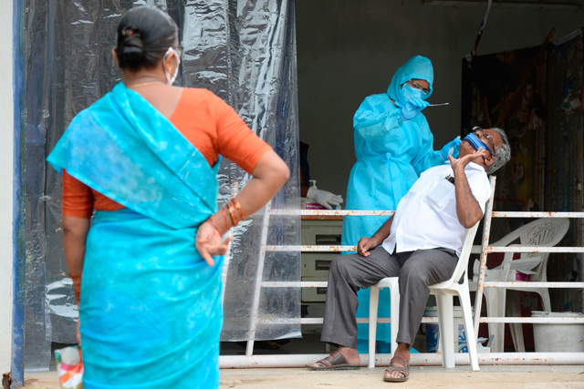 Boost for vaccine doses planned for poor as coronavirus rages on