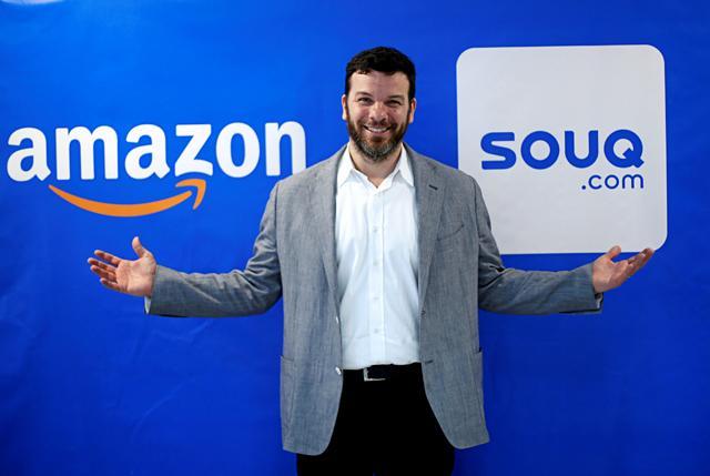 Amazon expands global reach with Souq com buy   Jordan Times