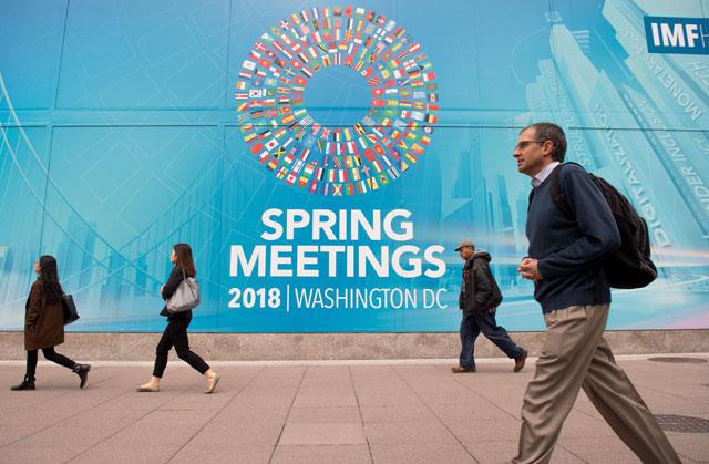 IMF envisages solid global growth for 2019 | Jordan Times