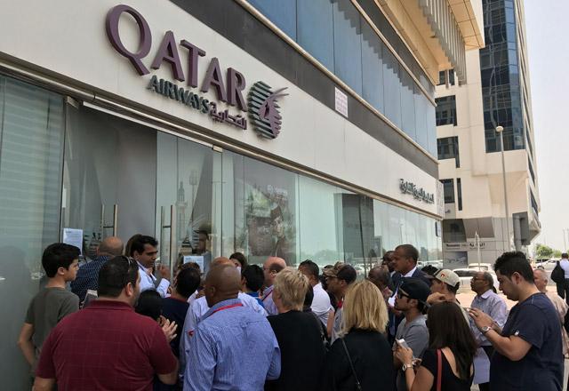 Energy exports a lifeline for boycott-hit Qatar | Jordan Times