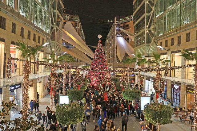 Christmas Seasons Festivities Kick Off At The Boulevard
