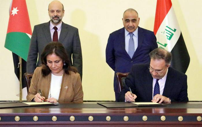 Accession of Iraq to the International Organization of Securities Commissions 1Iraq-visit-2