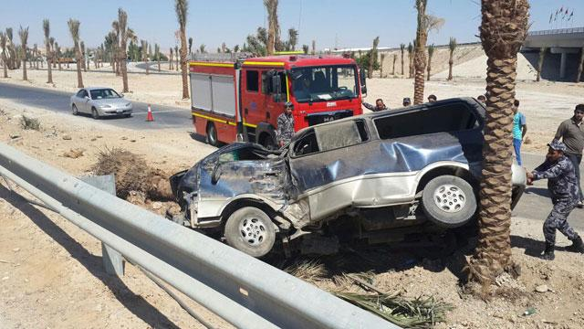 17-year-old dies in traffic accident | Jordan Times
