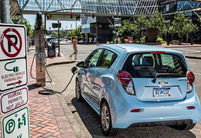 10 000 Electric Car Charging Stations To Be Built In Jordan