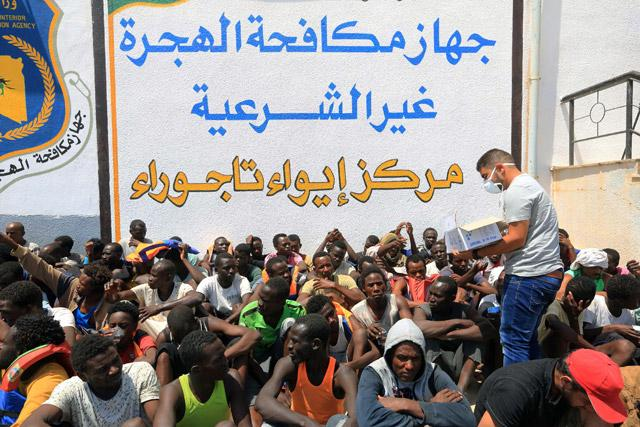 Image result for Most African migrants in Libya prey to abuse, torture, rape – Oxfam