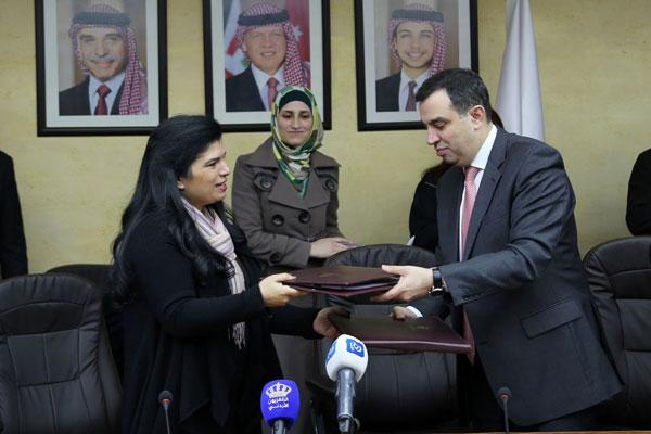 Agreement Signed To Boost SelfEmployment Among Youths  Jordan Times