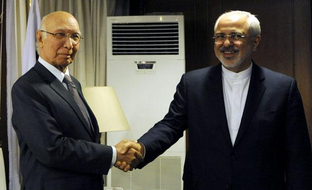 Pakistan, Iran must work together on Yemen — Iran FM | Jordan Times