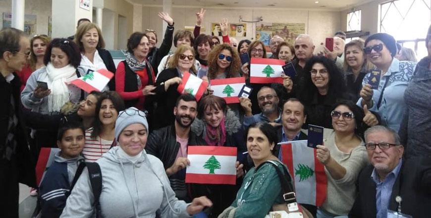 Lebanese Tourists Arrive Via Syria After Years Of Sealed Crossing
