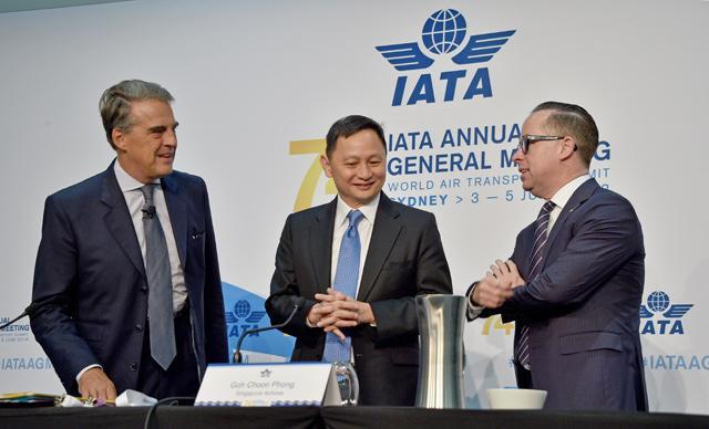 IATA says 2018 promising for aviation industry | Jordan Times