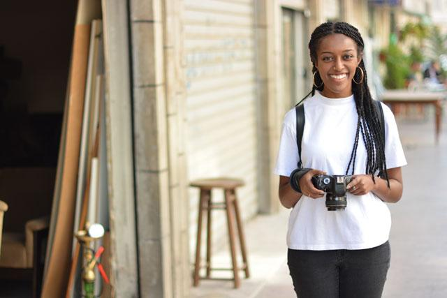Amman-based photojournalist selected for prestigious