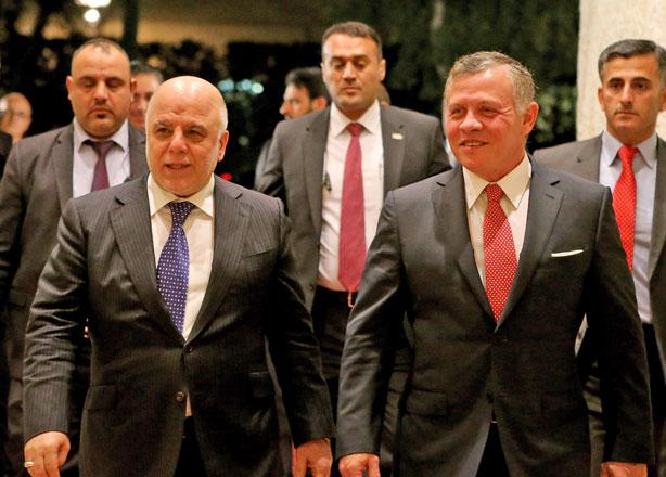 Uk premier to meet king mulki today jordan times king iraqi pm discuss ties iraq post terror vision m4hsunfo