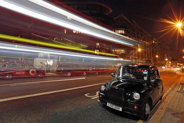 london taxi knowledge application form