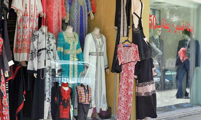 c7ce06f3c0c Clothing shops offer promotions as 'sales fall' | Jordan Times