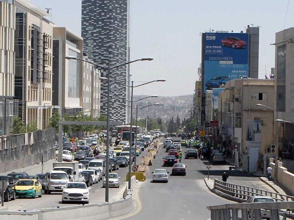 Municipality Removes Parking Ban On Street Near Abdali Project