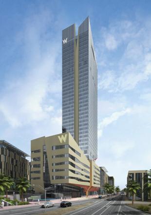W Hotels To Open Branch In Amman