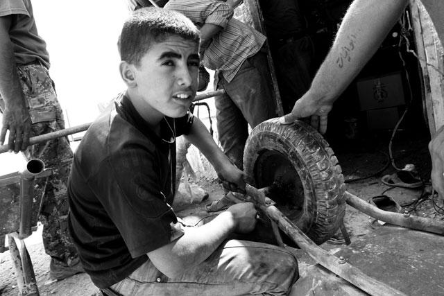 Describe the pathetic situations of child labour