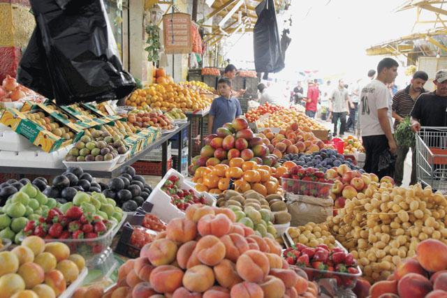 Fruits, vegetables climb up ladder of Jordan's export list