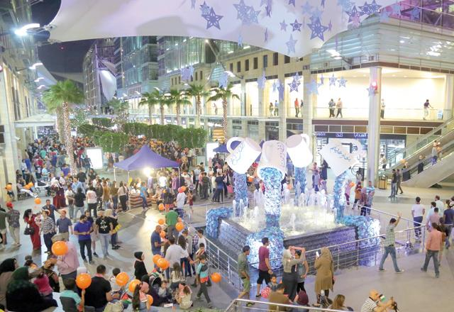 Abdali Boulevard Comes Alive With Ramadan Spirit Activities