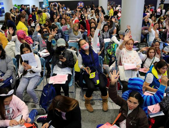 HRW urges Kuwait to agree new worker safeguards with Manila | Jordan
