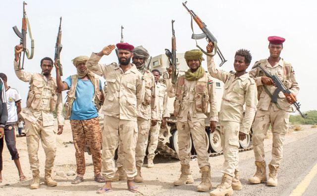 UAE 'ready to back efforts for peaceful Yemen rebel pullout