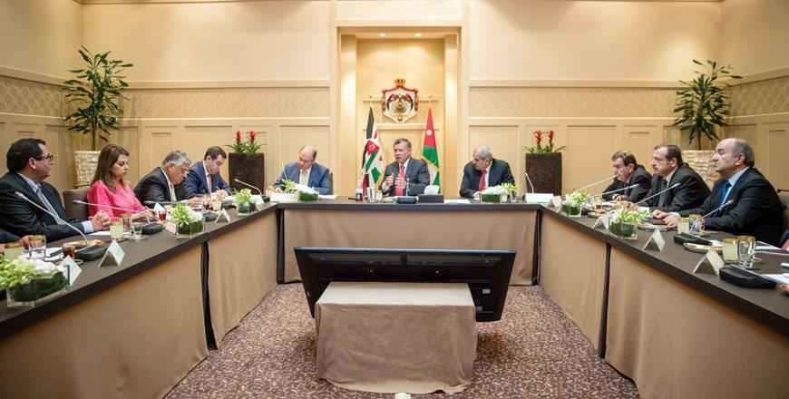 Cabinet adopts economic reform package proposed by EPC | Jordan Times