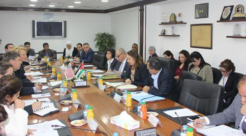 Jordan Us Free Trade Agreement Joint Committee Convenes Jordan Times