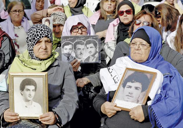 Decades on, families of Lebanon's war missing see hope | Jordan Times