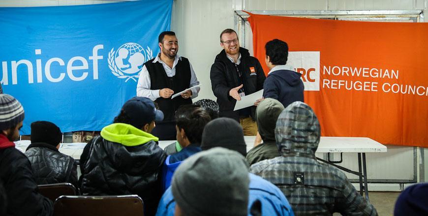 ICT Ministry honours Norwegian Refugee Council | Jordan Times
