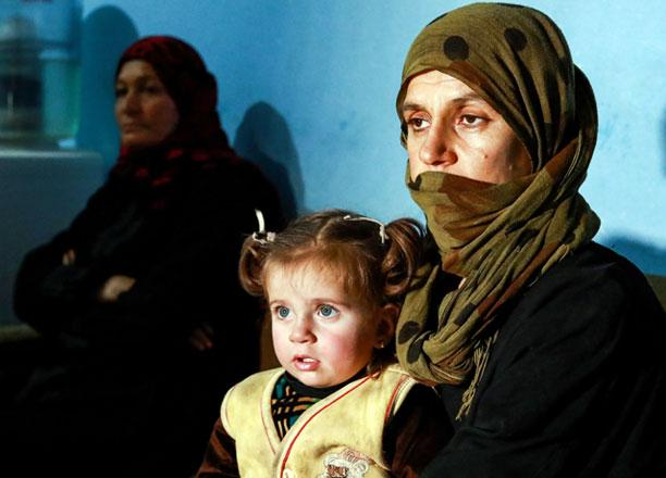 After surviving Daesh, Yazidi women ask to go home