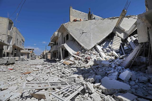 Why the war in Syria's Idlib escalated again   Jordan Times