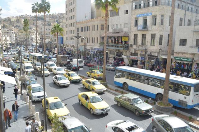 Downtown Amman Shuttle Buses To Begin Operating Thursday