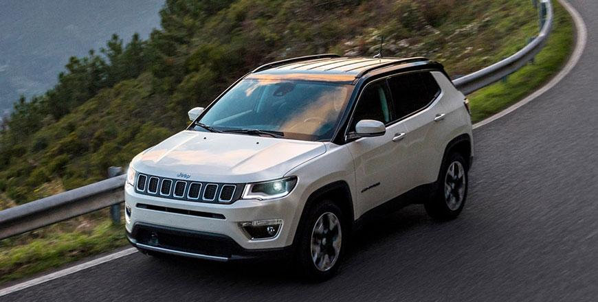 jeep compass limited 1 4 multiair 4x2 navigating the urban jungle and beyond jordan times. Black Bedroom Furniture Sets. Home Design Ideas