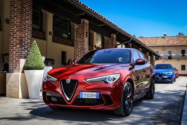 Alfa Romeo Stelvio Quadrifoglio Sportscar Redefined As An Suv