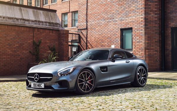 mercedes-benz amg gt-s edition 1: sophisticated, fluent successor