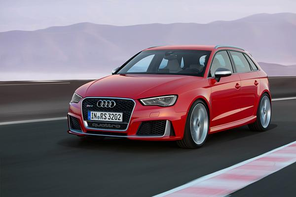 Audi RS Sportback Practical High Performance Hatch Transcends - Audi car jordan