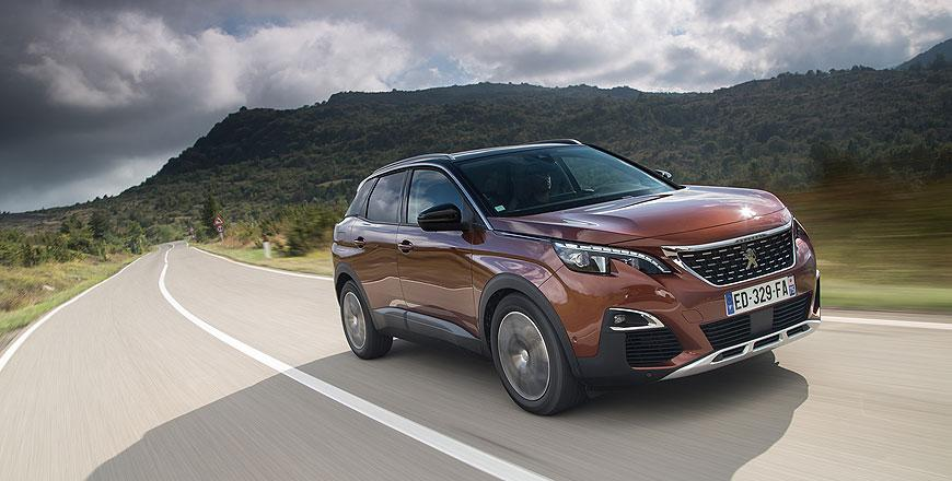 Peugeot 3008 1 2 PureTech 130 S&S: Frugal and feisty | Jordan Times