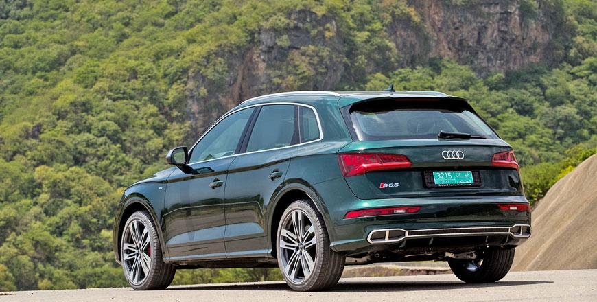 Audi SQ Putting The Sport In SUV Jordan Times - Audi car jordan