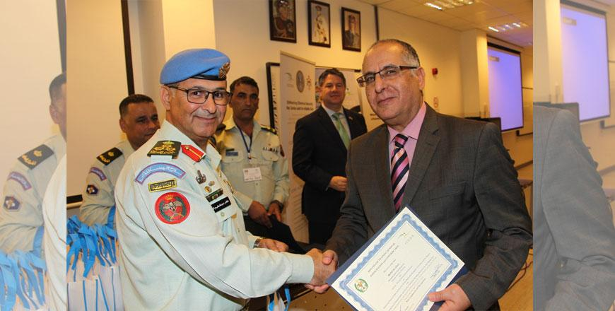 JAF, ICCSS sign MoU on chemical safety, security cooperation