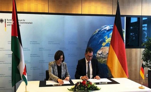 Germany, Jordan sign aid package worth 462 12 million euros | Jordan