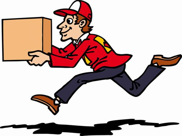 Delivery services vie to offer instant — or at least same day