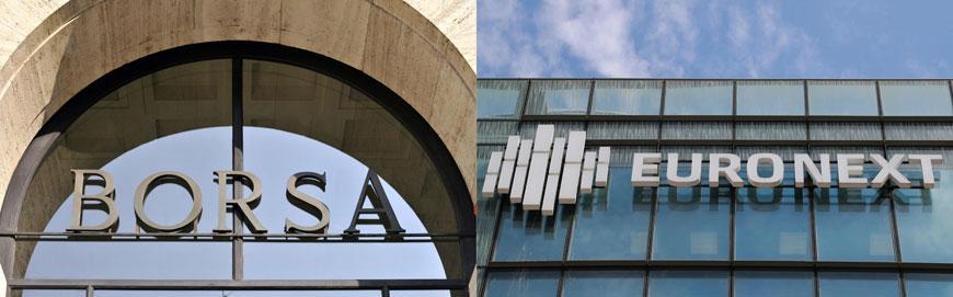 Euronext, Deutsche Boerse vie for Milan stock exchange ...